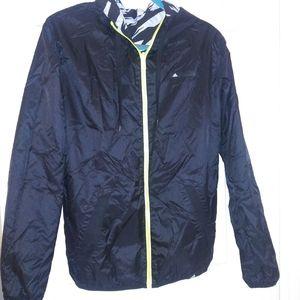 Adidas reversible windbreaker jacket S